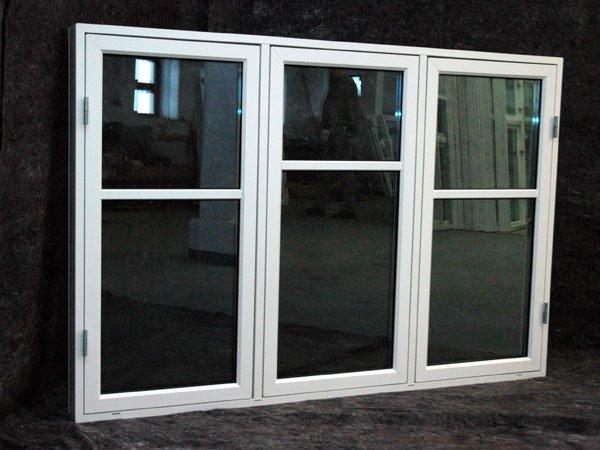 GS - byggkomponenter - PVC vinduer